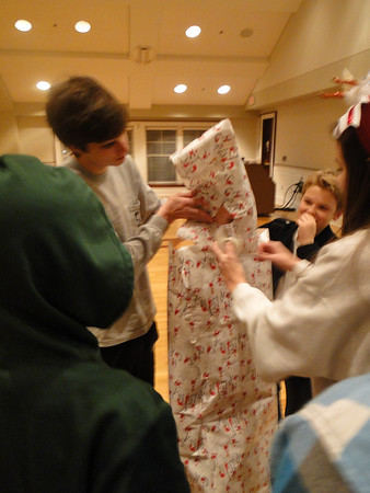 EYC Christmas Party 2011