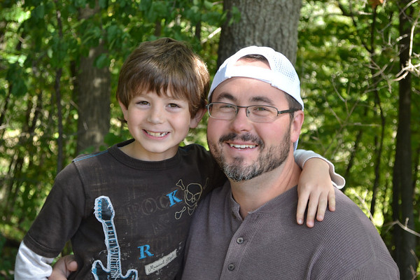 2013 Father/Son Retreat