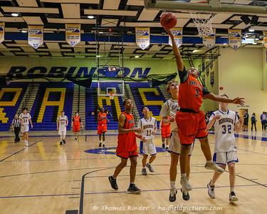 Boys Frosh Basketball v Robinson 12/21/18