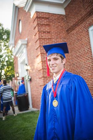 Nick's Graduation Weekend