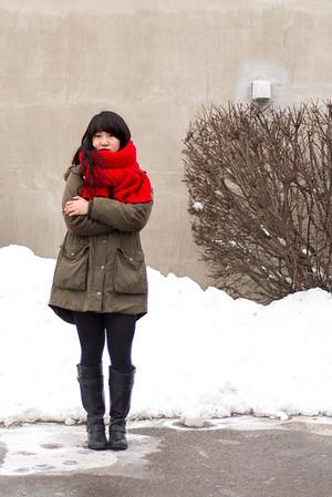 Rachel Winter Portraits