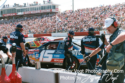 Dick Trickle, Nascar Driver, Photos by Jeffrey Vogt Photography