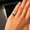 0.78ct Round Brilliant Diamond Bridal Set by Cartier 56