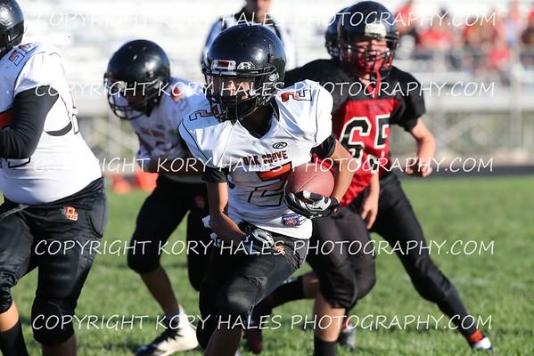 Middle School-Oak Grove vs Odessa 9-27-16
