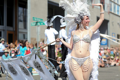 Fremont Solstice Parades