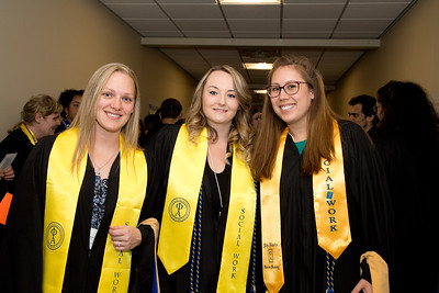 College of Graduate and Professional Studies Commencement Ceremony 5.17.19