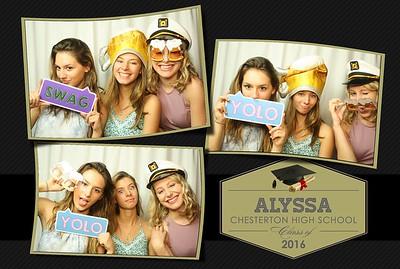 Alyssa's Graduation 2016