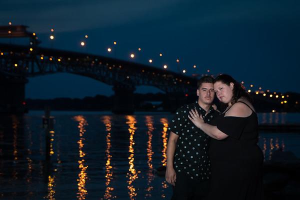 Melissa & Raymond