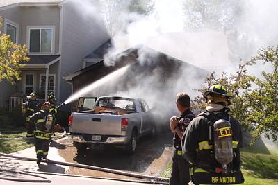 8141 S. Humboldt Cir. Fire