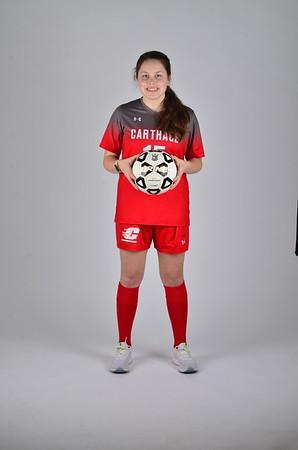 Girls Soccer Portraits Seniors 2021