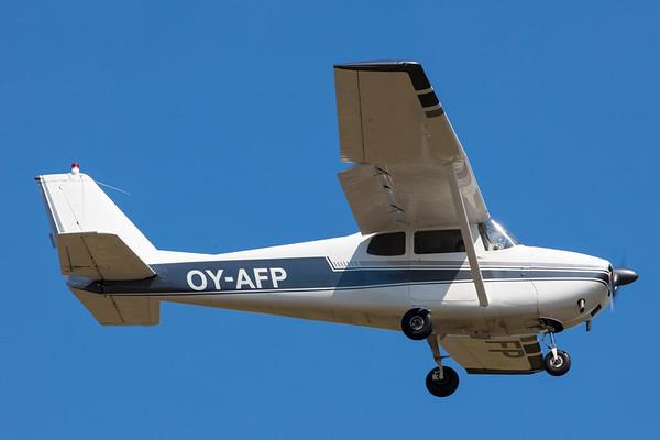 OY-AFP - Cessna 172B Skyhawk