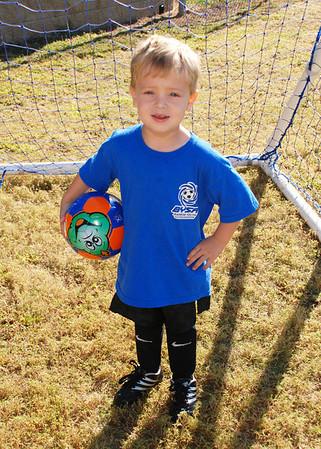 Ashley U-4 Soccer 10-9-10