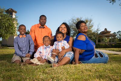 Burns family shoot
