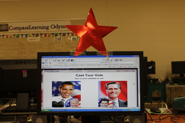 Mock Election 2012