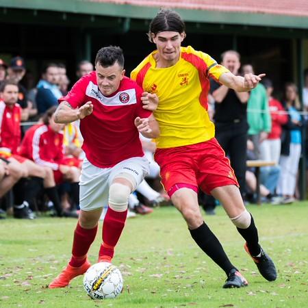 Wembley Downs SC v Stirling Lions SC