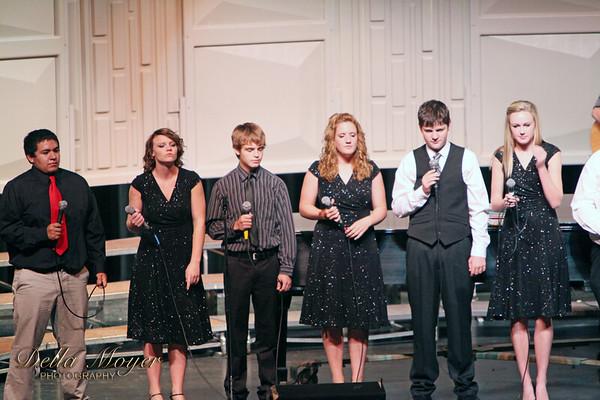 Choir Fall Concert 2012