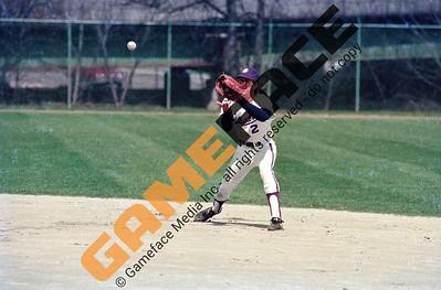 1987-1988 Men's Baseball