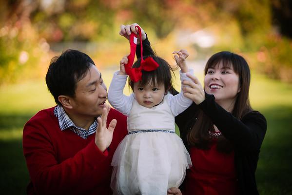 Du Family Portrait | 11.21.15
