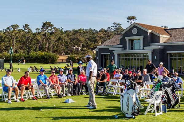 Pebble Beach Golf Academy, Sept 2016