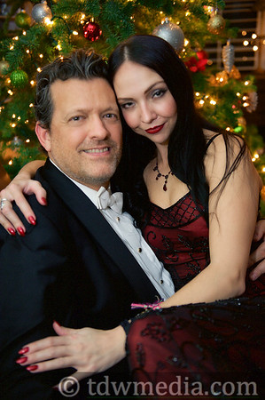 Tim and Alis Holiday Party 12-12-15