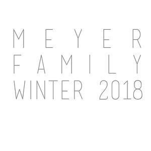 Meyer Family Winter 2018