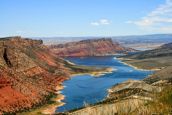 RVing 2013 Summer Flaming Gorge NRA