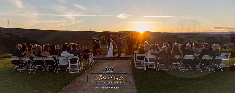 Aaron and Rachel Cuadra's Wedding