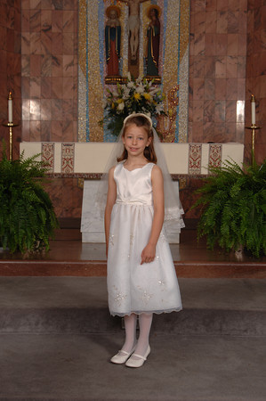 First Communion 2010