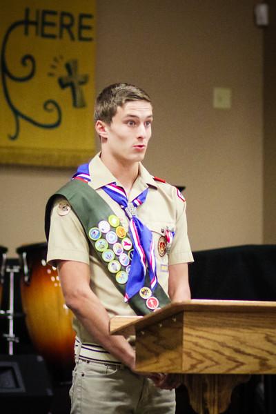 20141102 Eagle Scout Hank