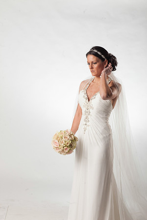 Bridal Portrait: Kaitlin