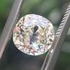 2.54ct Old Mine Cut Diamond, GIA U/V VS1 0