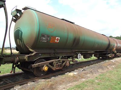 TEA - 100 ton Bogie Tank Wagon