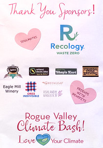 2019 Rogue Valley Climate Bash