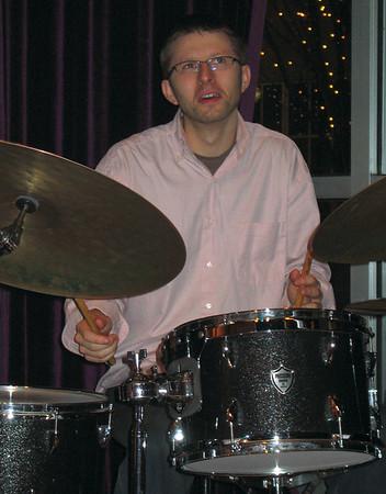 20070112 Dave Kain Group (jazz quartet), Speakeasy, Winston-Salem, NC
