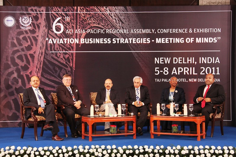 2011-1 CEO Forum during the Regional Conference in New Delhi, April 2011
