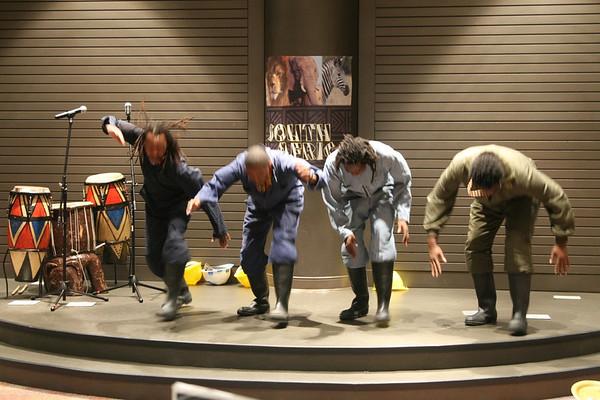 Celebrate South Africa! Umdabu Dance Company 2010