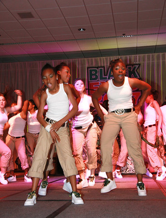 Highlights - Urban/Hip Hop Dance Competition at Black Expo