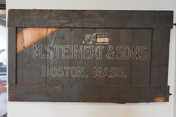 Trip to M. Steinert & Sons, July 2017