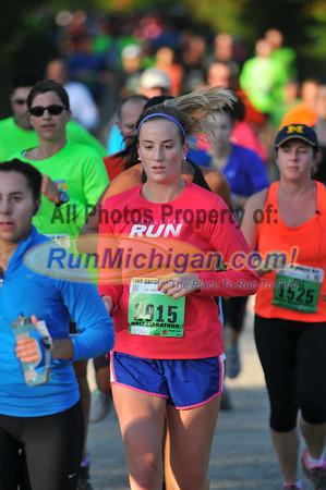 5 Mile Mark, Gallery 3 - 2012 Brooksie Way Half Marathon