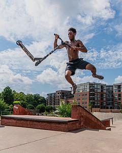 Durham Skateboarders