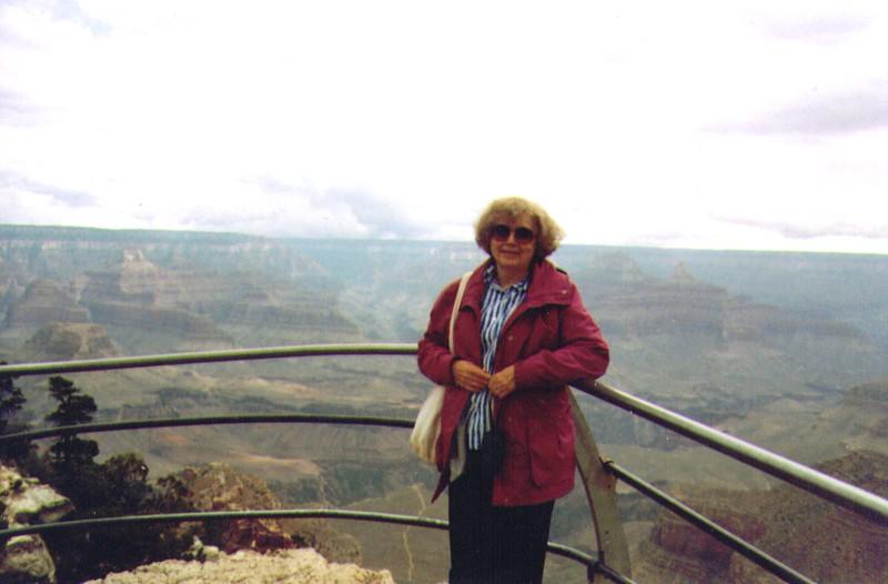 Bonnie, North Rim Grand Canyon, May 1989 -1.jpg