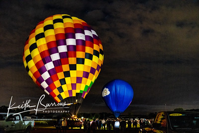 OCALA HOT AIR BALOON GLOW