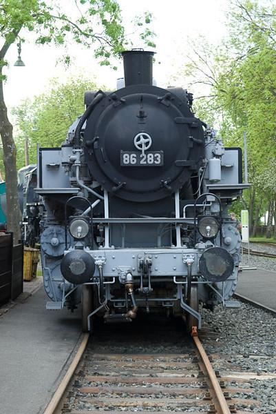 Deutsches Dampflokomotiv Museum