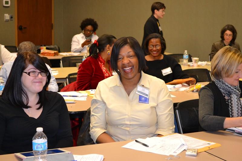 Connie, Demopolis Public Library, and friends.jpg