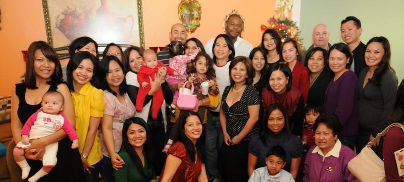 Xmas Party 2008