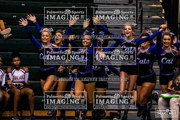 Lexington JV Cheer BATB 2019
