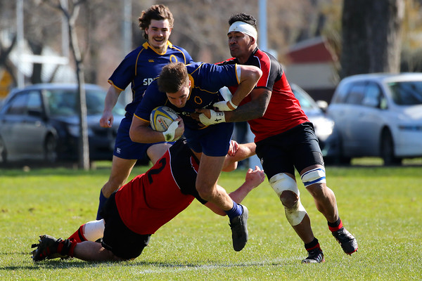 Rep Rugby: Otago B v Canterbury Country