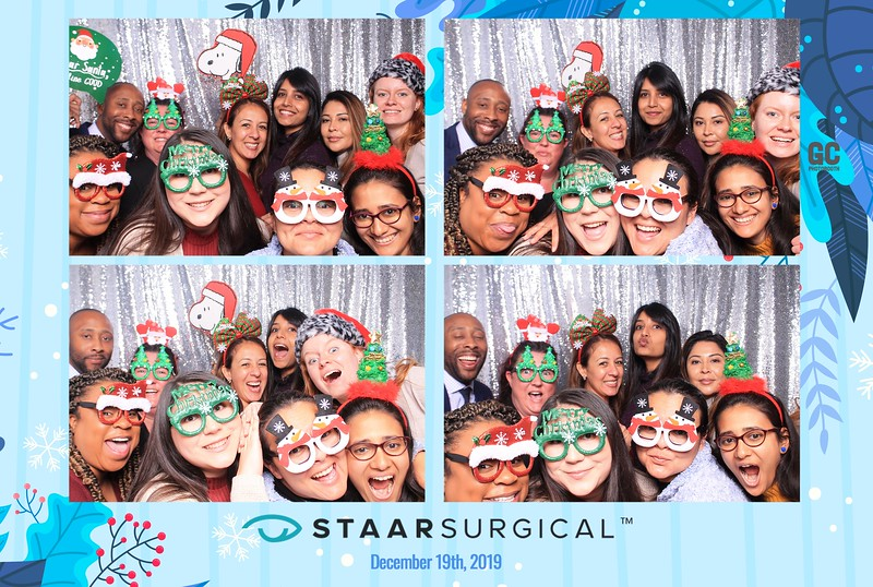12-19-19 Venus Morales - Staar Surgical Holiday Party
