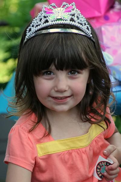 Abby's Third Birthday - May 29, 2010