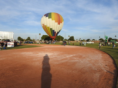 Balloon Glow 2018 in yuma